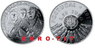 2,50  €     PORTUGAL  COMMEMORATIVE    2017    CARNAVAL     /    2017    nouveau