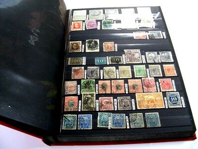 BRAZIL, LATIN AMERICA,  Excellent Stamp Collection in a Stockbook