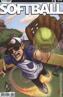Softball (2017 Keenspot) #1B VF