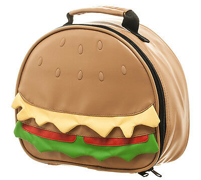 Cheeseburger Lunch Tote