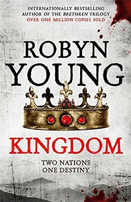 (Good)-Kingdom: Insurrection Trilogy Book 3 (Paperback)-Young, Robyn-0340963727