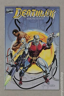 Deathlok (1990 Mini-Series) #1 VF- 7.5
