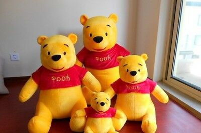 Winnie the Pooh bear plush soft toys children cartoon doll baby Christmas gifts
