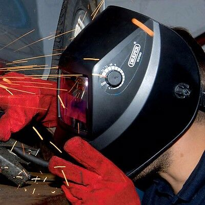 PROFESSIONAL SOLAR AUTO-VARIOSHADE WELDING HELMET Mask With Grinding Function UK