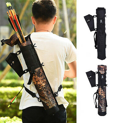 Multi-functional Arrow Storage Bag Adjustable Strap Arrow Pot Hunting Equipment