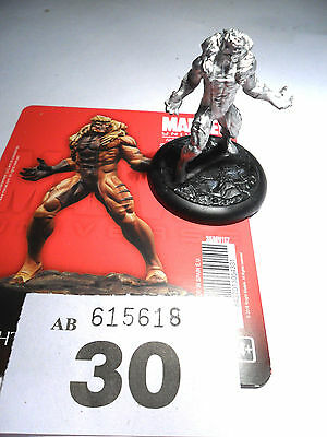 Knight Models Marvel Universe Miniatures Game Sabretooth Evil Mutants W30