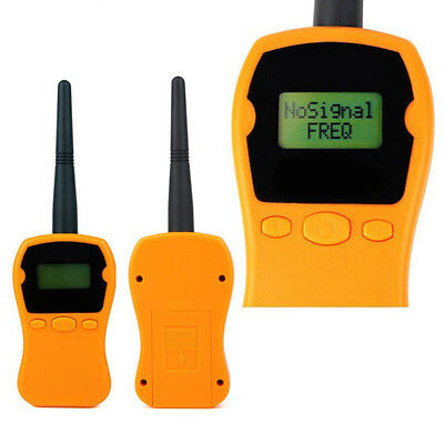 Portable Frequency Counter LCD Digital Frequency 1 MHz-1000 MHz for Radio