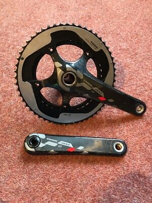 Sram Red 22 11 Speed Chainset 53 39 172.5mm