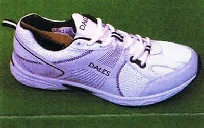 Ladies Falcon Bowls Trainer - Size 8