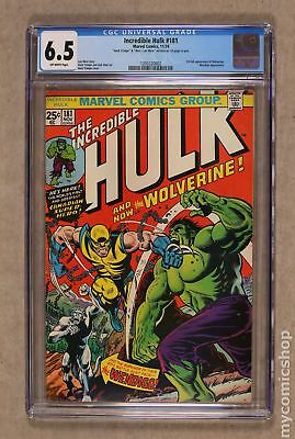 Incredible Hulk (1962-1999 1st Series) #181 CGC 6.5 1293320002