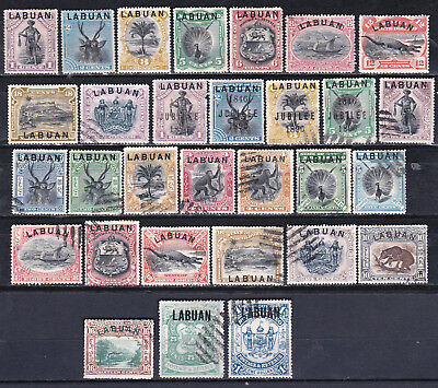 Labuan - Valuable Old Collection - Look!