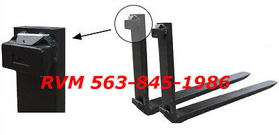 Skid Steer Fork Tine Latch Kit for Class IA and IIA Pallet Forks BOBCAT