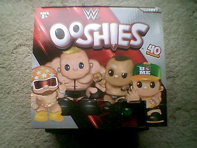 WWE Ooshies Series 1 - Complete Your Collection