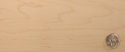 """Hard Maple / boards lumber 1/4 surface 4 sides 48"""""""
