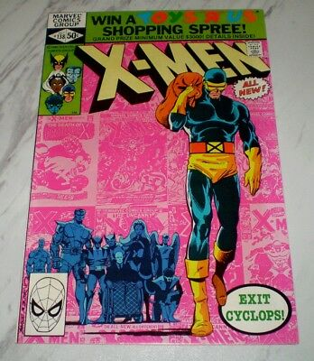 X-Men #138 NM+ 9.6 OW/W pages Unrestored 1980 Marvel Bronze age