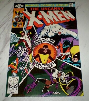 X-Men #139 NM 9.4 White pages Unrestored 1980 Marvel - Kitty Pride joins