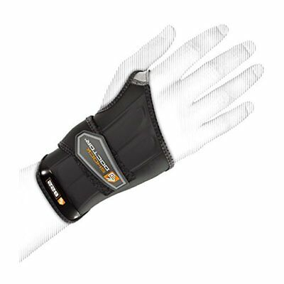 Shock Doctor Wrist Sleeve Wrap Support (Right) - Black, X-Large