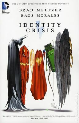 Identity Crisis TPB (2016 DC) New Edition #1-1ST VG LOW GRADE