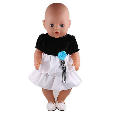 1set Doll Cute Clothes Wear for 43cm Baby Born zapf (only sell clothes ) B704
