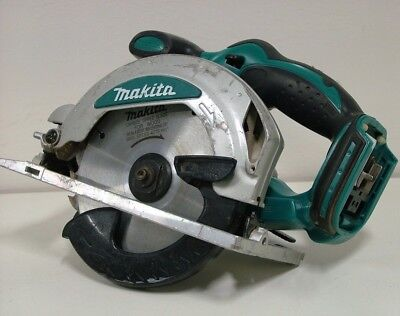 Makita 18V LXT Li-ion Cordless 165mm Circular Saw DSS610 - TOOL ONLY - Bid Fr $1