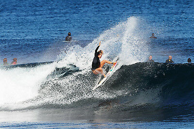 "Bethany Hamilton in Western Australia  8x12"" Photo by Pete Frieden"