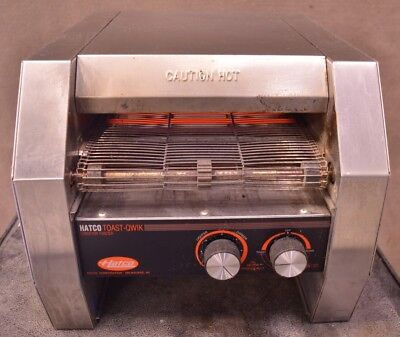 Hatco Toast-Qwik Commercial Conveyor Toaster Oven TQ-300