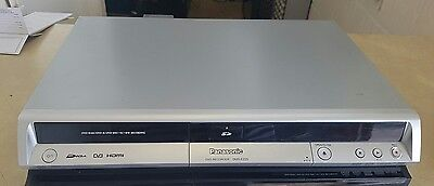 Multi-Region Panasonic DMR-EZ25 MULTI FORMAT DVD Freeview Recorder HDMI SD Card