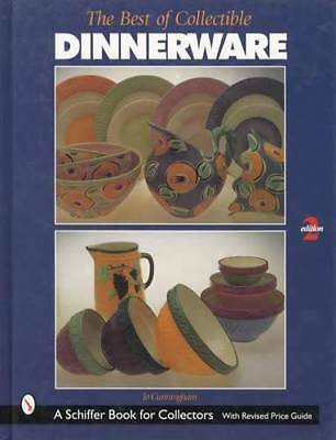 Vintage Collector Dinnerware Reference incl Pattern ID, Prices, Various Makers