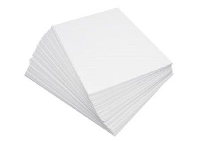 10 x A4 smooth 400gsm heavy & thick white craft card decoupage & cardmaking