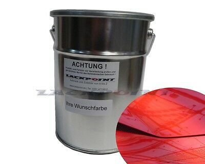 3 Litre Water-Based Paint spray-ready Ferrari 300 Red Corsa Car Paint Tuning vw