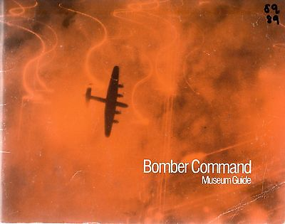 Bomber Command Museum Hendon Guide Book 20084