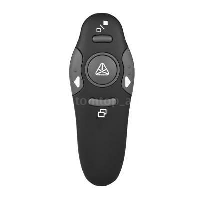 Remote Control Wireless Laptop Mouse Presentation 2.4Ghz Clicker Pointer Control