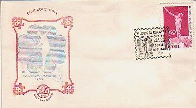 Brazil - Various Special Events, Views, & Anniversaries (11no. FDC's) 1955-90
