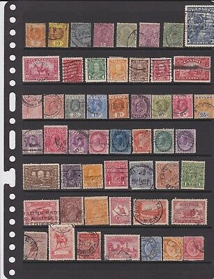 Commonwealth collection pre QE2 period used  no duplication