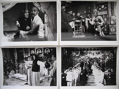 THE WARLORD 8X10 b&w lobby photos shaw brothers 1972
