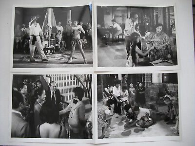YOUNG OUTCASTS  8X10 lobby photos shaw brothers 1980