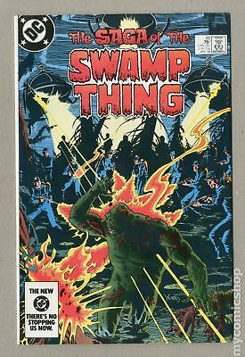 Swamp Thing (1982 2nd Series) #20 FN 6.0