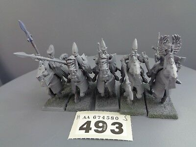 Warhammer Age of Sigmar High Elves Silver Helms 493