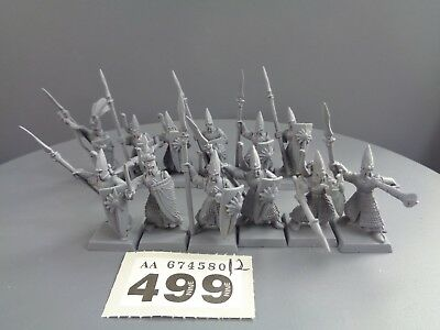 Warhammer Age of Sigmar High Elves Lothern Seaguard Spearmen 499