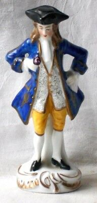 C19Th Sitzendorf Figure Of A Dandy