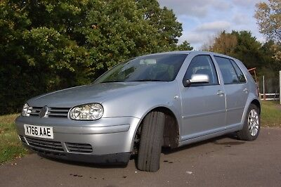 VW Volkswagen Golf GTI 1.8 Turbo Mk 4