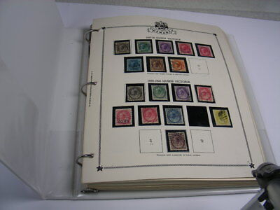 CANADA, Excellent Stamp Collection mostly mounted on Minkus pages