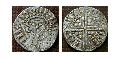 Henry Iii - Long Cross Penny