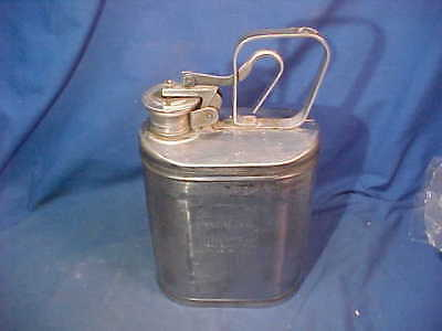 Clean EAGLE STAINLESS STEEL 1 Gallon Laboratory SAFETY CAN