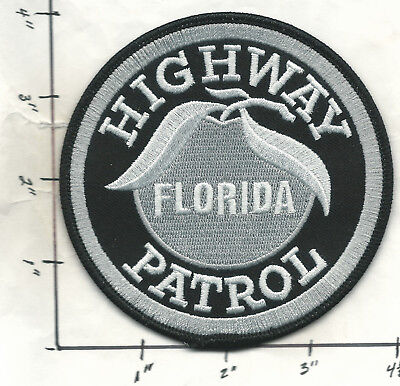 SUBDUED, FLORIDA HIGHWAY PATROL, Patch