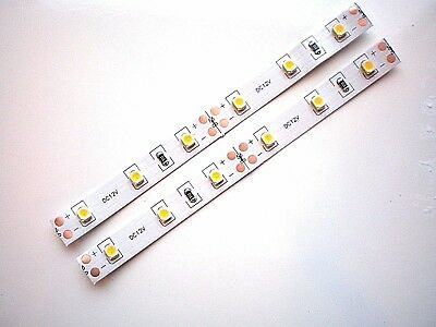 2 St. LED Hausbeleuchtung -warmweiß-  je10 cm Lampe  Modellbeleuchtung