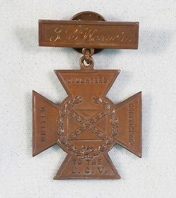 Brass Southern Cross of Honor