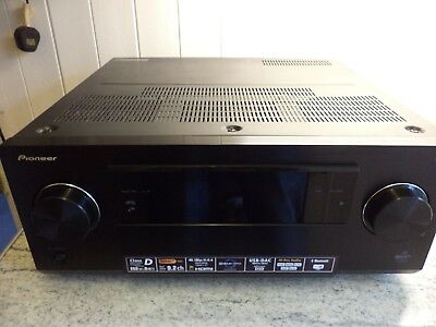 Pioneer Sc-Lx88-K 9.2 Channel Home Cinema Amplifier Receiver High End Used.