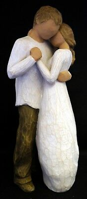 Willow Tree Promise Figurine by Susan Lordi : # 26121, Boxed - Excellent