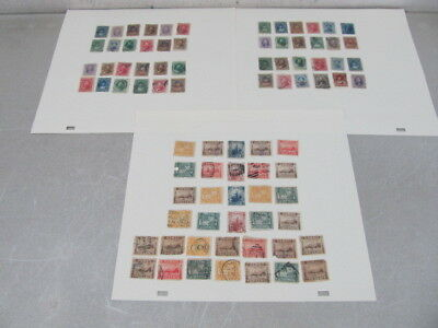 Nystamps G Old US Possession Hawaii stamp collection